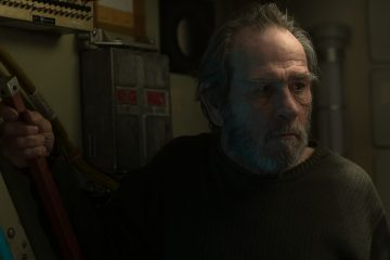 "Tommy Lee Jones stars in ""Ad Astra""."