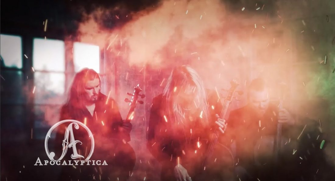 Apocalyptica — Ashes Of The Modern World
