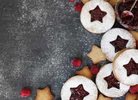 Линцерское печенье от Юлии Панковой