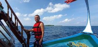 Gena Viter v indiskom okeane