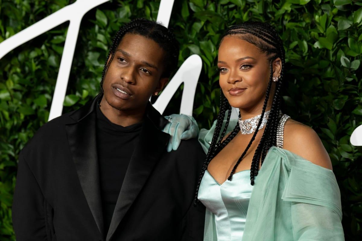 Ріанна і A$AP Rocky