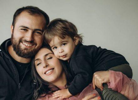 Джамала снова беременна: певица подарит мужу второго ребенка