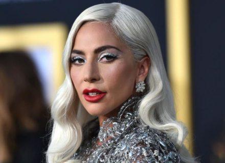 Леди Гага впервые появилась на публике с новым бойфрендом