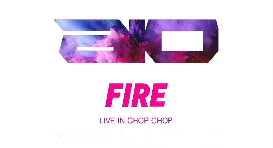 AIO — FIRE (Chop-Chop LIVE)