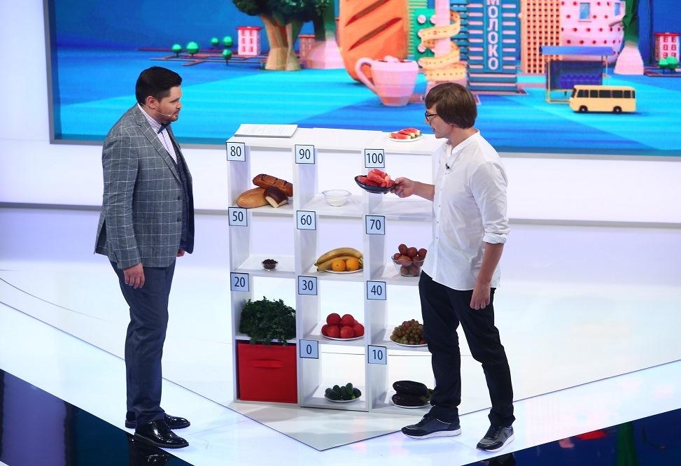 2_Александр Кущ и ведущий Александр Лукьяненко