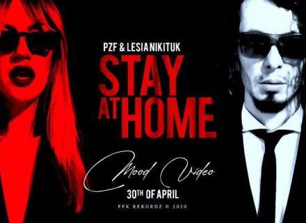 Леся Никитюк и PATSYKI Z FRANEKA сняли клип на смартфон