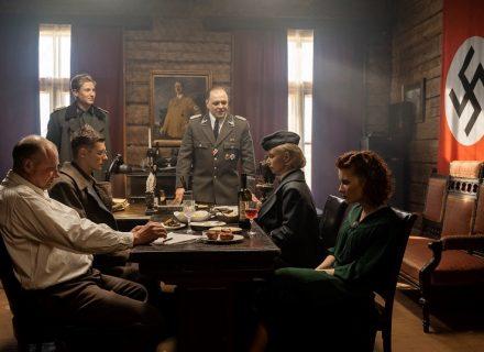 В День Победы на «Интере» – премьера сериала «Ни шагу назад-2. На линии фронта»