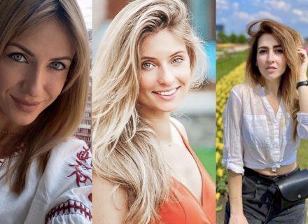Ведущие Нового канала признались, почему мечтали стать блондинками