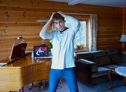 Александр Рыбак о своем опыте зависимости от снотворного и антидепрессантов