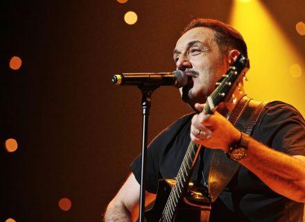 «Поехали»: на «Интере» – премьера концерта Гарика Кричевского