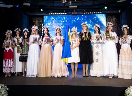КРАСА КРАЇНИ 2020 – переможницею стала киянка Ольга Васютіна
