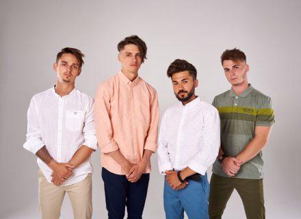 В украинском шоу-бизнесе появилась новая мужская поп-группа – MODOOM!
