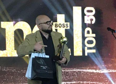 Всеукраинская бизнес-премия CABINET BOSS. TOP 50.