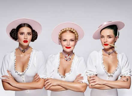 Злата Огневич, Анастасия Кожевникова, Dj NANA показали себя без ретуши в поддержку челленджа Freedom Jazz!