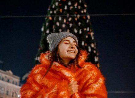 Jerry Heil колядовала на Рождество: «Заработали по 3000 гривен на человека»