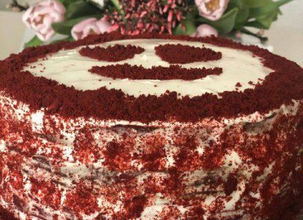 Рецепт торта «Красный бархат» от директора Школы леди