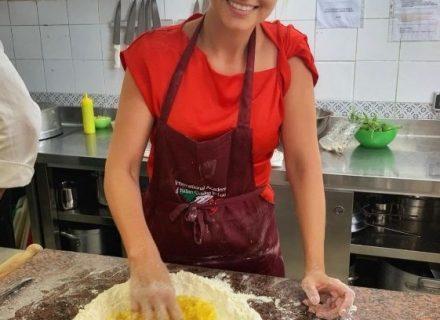 Рецепт пирога с луком от Юлии Панковой
