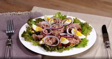 Полезная программа_рыбные консервы_салат