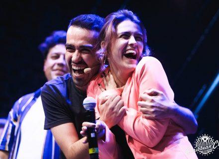 Стендап, Improv Live Show и спектакли «Черного квадрата»: лучший юмор — в Caribbean Club