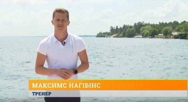 8_Утро с Интером_Время худеть_тренер Максимс Нагибинс