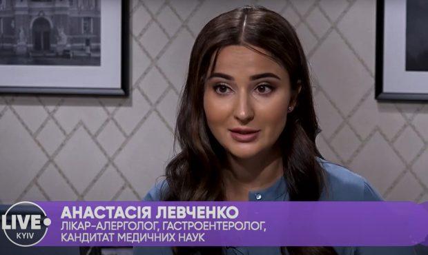 Анастасія Левченко
