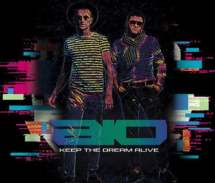 AIO — Keep The Dream Alive (ALBUM 2021)
