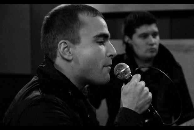 Роман Малюга  и Денис Бреславский