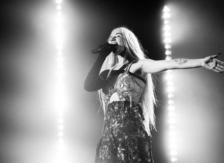 ULIANA ROYCE дала первый концерт в Киеве