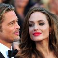 Brad Pitt y Angelina Jolie en los Oscar en la 84 Є a 84 Є ceremonia de los Oscar en Los Angeles
