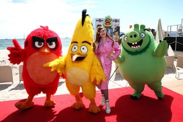 "The Birds And Pigs From ""The Angry Birds Movie 2"" Unite Against A New Common Foe On The Eve Of The 72nd Cannes Film Festival"