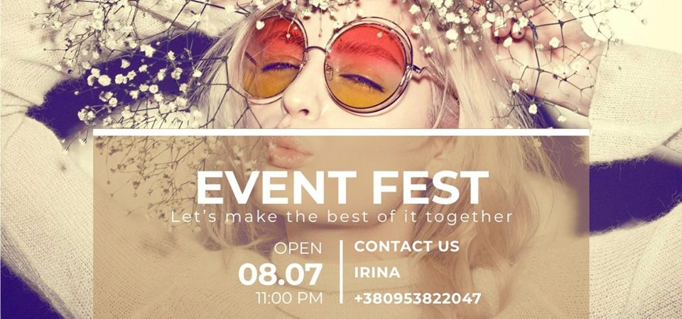Event Fest в #WildWestStyle
