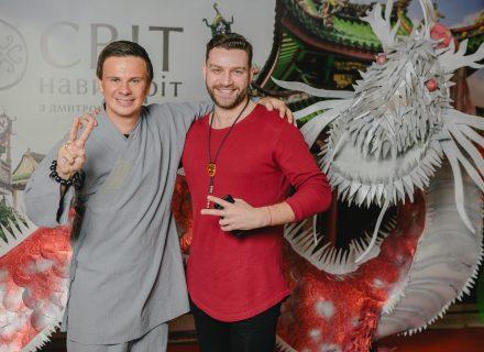 Шаолінські монахи та китайські традиції: Дмитро Комаров повернувся з експедиції та грандіозно презентував новий сезон «Світу навиворіт»