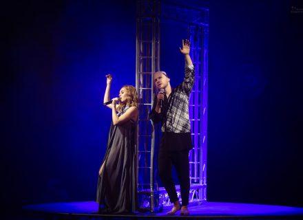 Дует Alyosha & Vlad Darwin презентували в столиці концертну програму «Золота середина»
