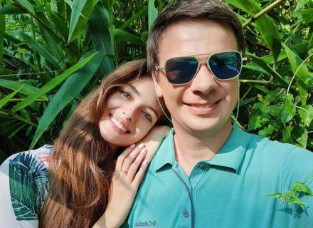Дмитрий Комаров: «Любовь моей жизни — это моя жена»