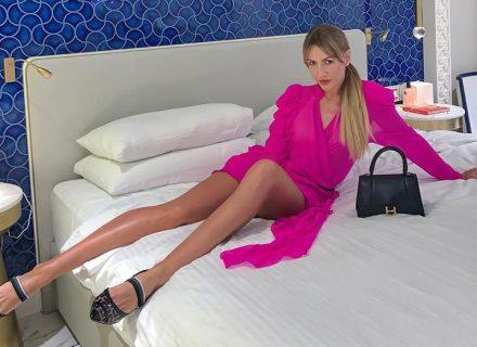 Леся Никитюк показала свою квартиру с новым ремонтом