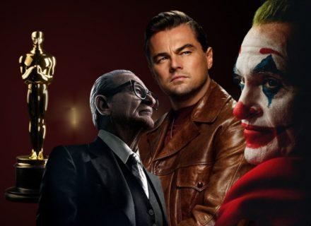 Фільми-номінанти на Оскар-2020: список, трейлери