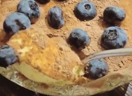 Что готовить на карантине: рецепт тирамису от Леси Никитюк