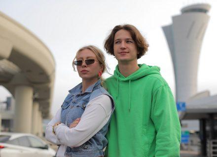 Ян Гордиенко и Юлия Коваль стали новыми ведущими шоу «Орел и решка»