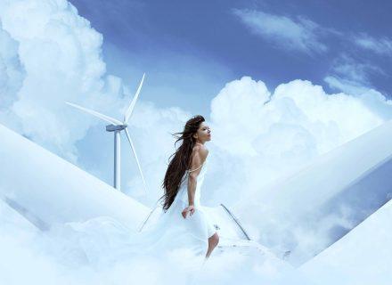 У новому відео «Ми вітер» Руслана танцює серед хмар на висоті 120 метрів