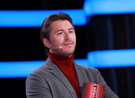 Сергей Притула не ест на съемках