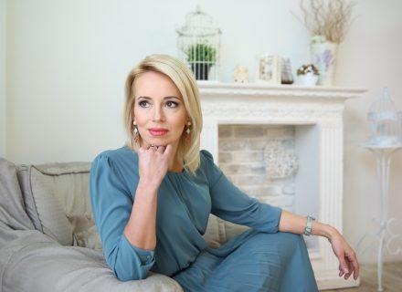 Пасхальный кулич с орешками: ведущая ICTV Оксана Гутцайт поделилась своим семейным рецептом