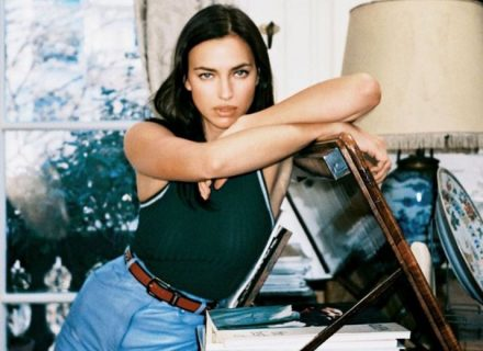 Ирина Шейк в юности: модель показала, как выглядела в 14 лет