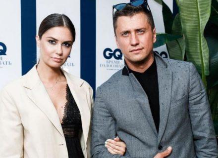 Агата Муцениеце официально подала на развод с Павлом Прилучным