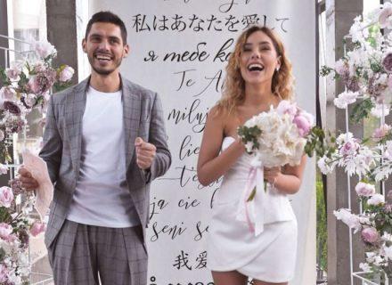 Холостяк Никита Добрынин и Даша Квиткова поженились!