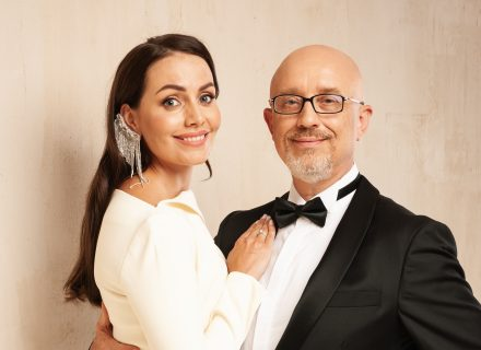 Юлія Зорій вийшла заміж за віце-прем'єр-міністра Олексія  Резнікова
