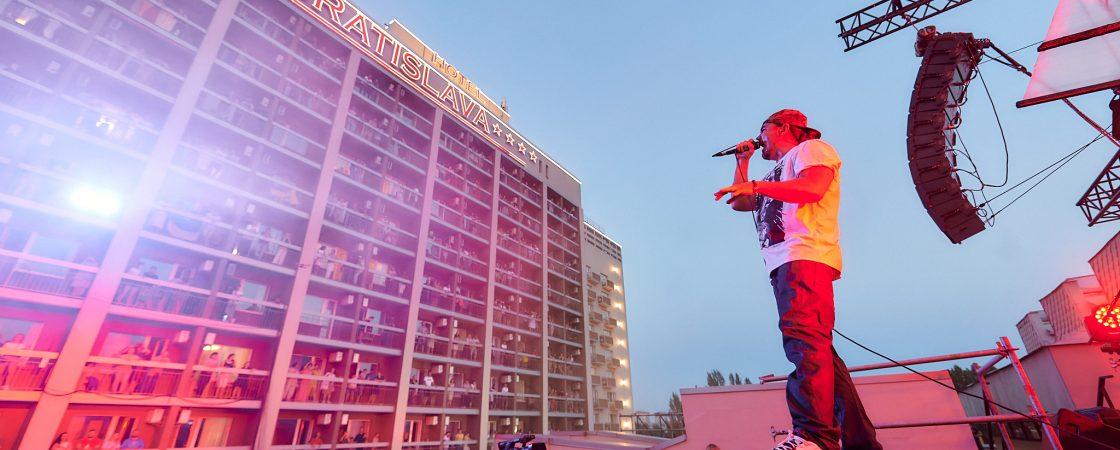 Вертикальний концерт ТНМК: повний ульот!