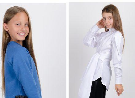 Андре Тан – о школьной одежде в осенне- зимней коллекции Andre TAN Kids