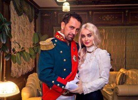 «Холостячка» Ксения Мишина и певец ДОРОШ «засветились» в роли влюблённых