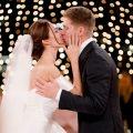 Роскошная свадьба: Владимир Остапчук и Кристина Горняк поженились