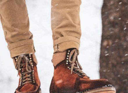 Самая модная мужская обувь для зимнего сезона-2021